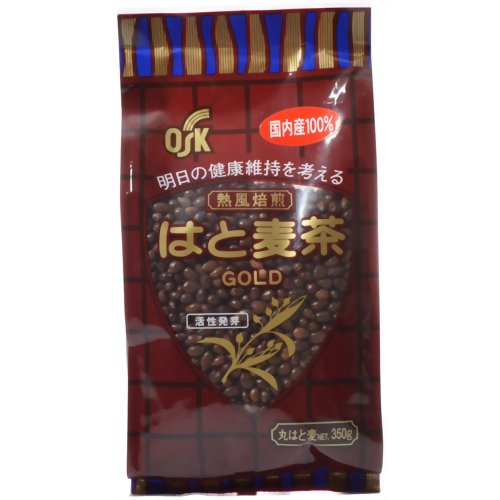 【送料無料】 【20個セット】 OSK はと麦茶 350g [丸はと麦茶ゴールド ハト麦茶] 【小谷穀粉】