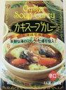 ショッピングカレー 厚岸産かきスープカレー辛口 300g (箱入)【レトルトカレー】【全国こだわりご当地カレー】