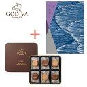 カタログギフト&GODIVA(ゴディバ)クッキーの組合せギフト