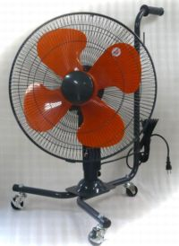 Three-wheeled casters factory fan GN-168 shipping table A
