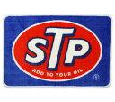 ショッピング玄関マット 玄関マット 室内 屋内 滑り止め おしゃれ フロアーマット アメリカン インテリア ガレージ STP LOGO_FM-145903-SHO