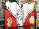ショッピングサンシェード サンシェード 車 日よけ おしゃれ 折り畳み フォルクス・ワーゲン VW フロントガラス ワーゲンバス カー用品 カーアクセサリー_CA-IGP3734-MON