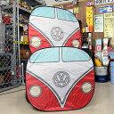 ショッピングサンシェード サンシェード 車 日よけ おしゃれ ワンタッチ フォルクス・ワーゲン VW フロントガラス ワーゲンバス 2枚組 カー用品 カーアクセサリー_CA-IGP3754-MON