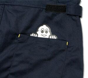 ミシュランつなぎジャンプスーツ作業着メンズのポケット