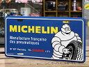 ショッピング ミシュラン サインプレート 看板 ライセンスプレート ナンバープレート 車 MICHELIN TIRE アメリカ アメリカン雑貨 【メール便OK】_SP-CMP136-FNM