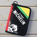 ショッピング ミシュラン スマートフォン ポーチ ケース スマホケース iPhone カードケース パスポートケース ブックカバー MICHELIN 旅行 アウトドア ラスタ_SA-232022-M2S