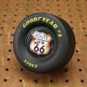ショッピング グッドイヤー(GOODYEAR) タイヤ型コースター ルート66(ROUTE66)_TW-023-HYS