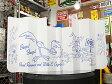 サンシェード ロードランナー 車 日よけ おしゃれ 折り畳み フロントガラス カー用品 カーアクセサリー キャラクター_CA-RR056-MON
