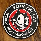フィリックス・ザ・キャット コースター FELIX THE CAT ラウンド_TW-KGAZF356A-MON