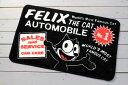 ショッピング玄関マット フィリックス・ザ・キャット 玄関マット 室内 屋内 フロアーマット バスマット おしゃれ フィリックス グッズ FELIX THE CAT アメリカ 雑貨 アメリカン雑貨 AUTO_FM-KGAZF423C-MON