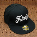 ショッピング フィリックス・ザ・キャット(FELIX THE CAT) ベースボールキャップ(帽子) LOGO_CP-KGAZF405B-MON(P20Aug16)