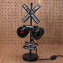 ショッピング鉄道 アメリカン レイルロード サイン 鉄道信号機 アメリカ アメリカン雑貨_ZZ-001-SHO
