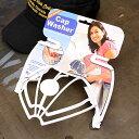 ショッピング洗濯機 帽子 洗濯 プロテクター キャップウォッシャー アメリカ アメリカン雑貨_ZZ-015-FEE