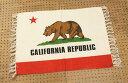 ショッピング玄関マット カリフォルニア・リパブリック ラグマット 洗える おしゃれ 玄関マット 室内 屋内 熊 フロアーマット バスマット 綿 CALIFORNIA REPUBLIC 【メール便OK】_FM-389948-SHO