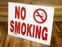 サインプレート 看板 標識 禁煙 NO SMOKING アメリカ アメリカン雑貨_SP-IGSP602-MON