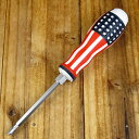 ドライバー 工具 アメリカ国旗 アメリカンフラッグ プラス(+) マイナス(-) アメリカ アメリカン雑貨_ZZ-001-HYS
