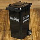 ショッピングごみ箱 ペンスタンド おしゃれ 小物入れ ゴミ箱 ブラック アメリカ アメリカン雑貨_SR-003BK-HYS