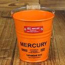 ショッピングバケツ マーキュリー ミニバケツ おしゃれ 小物入れ ペンホルダー 鉢 MERCURY アメリカ アメリカン雑貨 オレンジ_MC-C170OR-MCR