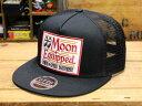 ショッピングメッシュキャップ ムーンアイズ メッシュキャップ 帽子 メンズ レディース MOONEYES OTTO オットー BK_CP-MQC028BK-MON