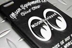 ムーンアイズiPhone6ケース(カバー)MOONEYESレザー製3Dジャケットの詳細