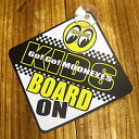 ショッピングDSi ムーンアイズ キッズインカー Kids in CAR 吸盤 子供が乗ってます MOONEYES 【メール便OK】_CA-MG483-MON