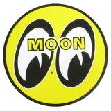 ムーンアイズ ステッカー MOONEYES アイボール 直径4cm_SC-DM055-MON