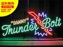 ショッピングUNDER ネオンサイン ネオン 看板 電飾看板 ライト インテリア アメリカン 店舗 ショップ サンダーボルト DANNY THUNDERBOLT_NS-008-SHO
