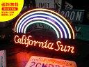 ショッピング照明 ネオンサイン ネオン 看板 電飾看板 ライト インテリア アメリカン 店舗 ショップ レインボー カリフォルニア CALIFORNIA SUN_NS-038-SHO