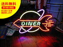 ショッピングレストラン ネオンサイン ネオン 看板 電飾看板 ライト インテリア アメリカン 店舗 ショップ レストラン ダイナー DINER_NS-045-SHO