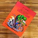 ショッピングUNDER ラットフィンク ポスター レトロ コミック ホットロッド モンスター エド・ロス RAT FINK アメリカ アメリカン雑貨 Explain, Understand!_PT-RA167EY-MON