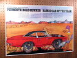 ロードランナー ポスター ルーニー・テューンズ プリムスロードランナー CAR OF THE YEAR_PT-011-FEE