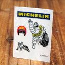 ショッピング ステッカーセット 車 ミシュラン アメリカン おしゃれ バイク ヘルメット かっこいい タイヤ フランス ビバンダム ミシュランマン カーステッカー Michelin レース 【メール便OK】_SC-R861-TMS