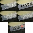 ステッカー 車 ステンシル ステッカー 転写タイプ 2000円 ポッキリ 送料無料 アメリカン ミリタリー カーステッカー 5枚セット 01 【メール便OK】_SC-PST5P01-SXW
