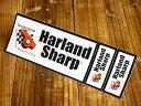 ショッピング ステッカー(シール、デカール) Harland Sharp ロッカーアームブランド 3枚セット カーステッカー_SC-SR718-SXW