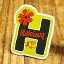 ショッピングハワイアン ステッカー ハワイアン 車 アメリカン おしゃれ バイク ヘルメット かっこいい カーステッカー ハレイワスーパーマーケット H 【メール便OK】_SC-HSM008-SXW