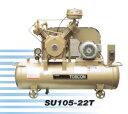 東芝 SU105-22T 自動アンローダ エアコンプレッサ