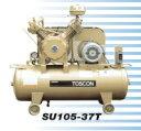 東芝 SU105-37T 自動アンローダ エアコンプレッサ