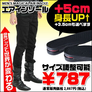 ◆ エアーインソール ◆ brother series Men's boots Shoes air insert insole boots men's insoles insole shoes shoes secret shoe leather and brother of fashion brother % off men's clothing