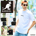 ◆KANGOL (カンゴール) 刺繍ロゴTシャツ◆Tシャツ ...