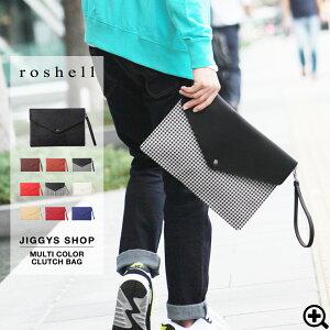 ◆roshell(ロシェル)クラッチバッグ◆