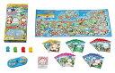 EPT-08400 ドラえもん ドラえもん 日本旅行ゲーム+ミニ おもちゃ 【あす楽】 誕生日 プレゼント 子供 女の子 男の子 ギフト