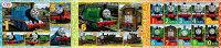 APO-24-108 きかんしゃトーマス トーマストとみんなのばんごう 8+12+16ピース パノラマパズル パズル Puzzle 子供用 幼児 知育玩具 知育パズル 知育 ギフト 誕生日 プレゼント 誕生日プレゼント