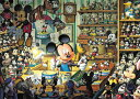 TEN-D500-354 ディズニー ミッキーのおもちゃ工房(ミッキー) 500ピース ジグソーパズル [CP-D]