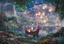 TEN-D1000-488 ディズニー Tangled(塔の上のラプンツェル ) 1000ピース ジグソーパズル パズル Puzzle ギフト 誕生日 プレゼント 誕生日プレゼント
