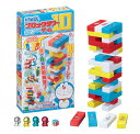 EPT-01380 ドラえもん ブロックタワーゲーム10 おもちゃ 誕生日 プレゼント 子供 女の子 男の子 ギフト
