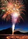 EPO-79-353s 風景 山梨 山中湖の花火 500ピース ジグソーパズル パズル Puzzle ギフト 誕生日 プレゼント