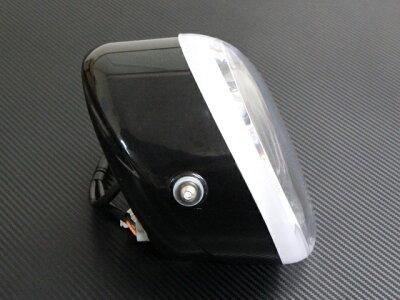 【オーバルヘッドライト】ストリートファイターモンキーグロムホーネットVTR250CB400SFCB1300SFCB750CB1100CBR600RRCBR900RRCBR1000RRNSR250RXJR400RXJR1300SR400V-MAXYZF-R1バンディットGSRGSX-RZRXゼファーZX-6RZX-9RZX-10RZ1000