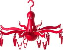 RoomClip商品情報 - IKEA(イケア)PRESSA物干し用ハンガー洗濯バサミ16個付赤 レッド