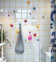 IKEA(イケア)LOSJONフック★アソートカラー5ピース