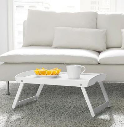 【NEW】IKEA(イケア)DJURA ジューラベッドトレイ ホワイト 304.721.16